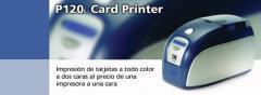 Impresora de Tarjetas Zebra P120i