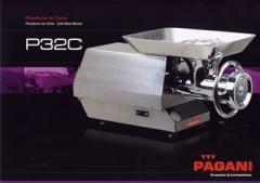 Picadoras de Carne Pagani P32C