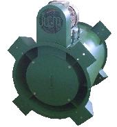Ventilador Centrifugo Serie CTB