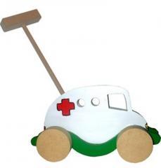 Juguete ambulancia