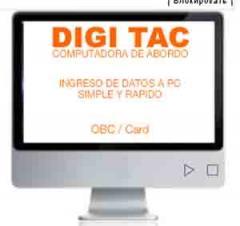 Tacógrafo Digital Digi -Tac