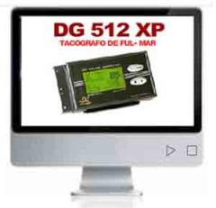 Tacógrafo Digital DG-512 XP