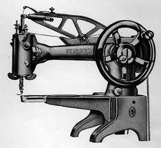 Maquina para Compostura de Calzados TK-2971