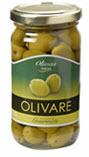 Aceitunas verdes arauco N°0 - 220 gr