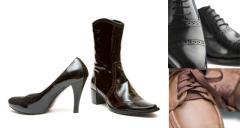 Cueros calzado