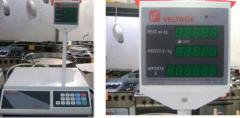 Balanza Veltrox M2002
