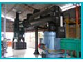 Incinerador de cámara primaria vertical