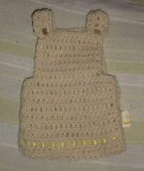 Ropa de tejidos para tu bebé