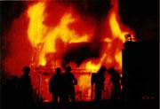 Detección de humo, gas y prevención de fuego e