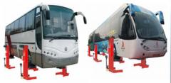 Elevador bus/ camión