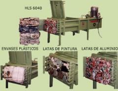 Compactador de Latas y Envases Abecom Modelos HL