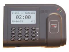 Reloj de control de asistencia