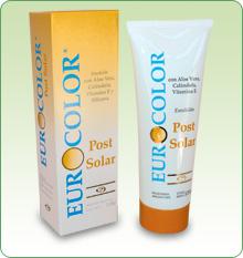 Emulsión Eurocolor Post Solar