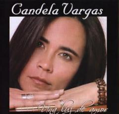 Candela Vargas**    Una luz de amor ** ( cd )