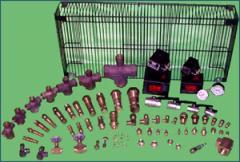 Linea Completa de Accesorios para Compresores