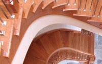 Escaleras de maderas: