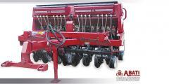 Sembradoras mecánicas, Modelo: 16/04 - 10ft