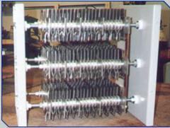 Resistores de frenado dinamico