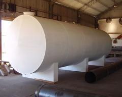 Depósitos de Combustibles Aéreos y Subterráneos