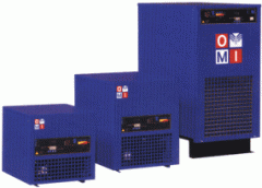 Air-cooling plants
