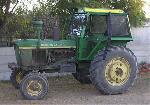 Tractor John Deere Mod. 111