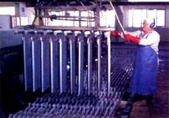 Zinc Electrolítico en Barras