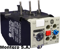 Relays of temperature control