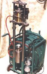 Maquina de Aplicación de Spray de Poliuretano VAL