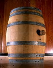 Barriles para la producción de vinos