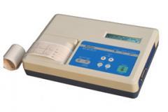 ECG-E21 Electrocardiógrafo Digital de 1 canal