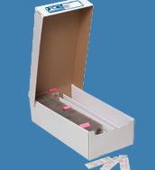 Cajas de Archivos para Preparados Histologicos y
