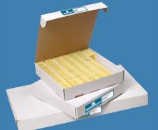 Cajas de Archivos para Tacos de Parafina