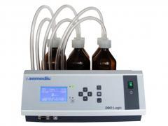 Oxygen analyzers laboratory
