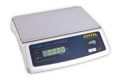 Balanza electrónica modelo BUMER Peso Solo