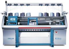 Maquina de Tejer Rectilinea  CMS 520 multi gauge