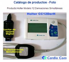 Producto:Holter  Modelo:12 Derivaciones