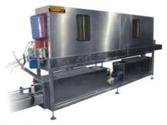 Lavadoras y Enjuagadoras Automáticas para