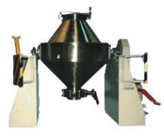 Mezcladora Doble Cono