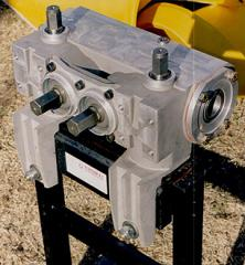 Caja motor