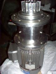 Emulsionadores Verticales - Mod. Eav