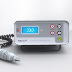 Oximetro ambiental para uso en neonatologia