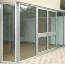 Cerramientos de aluminio en aberturas