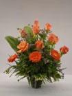 Presente Floral con Rosas y Gerberas