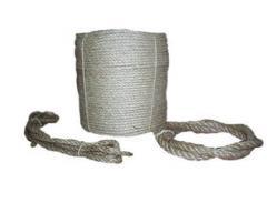 Soga sisal retorcida en tres cordones