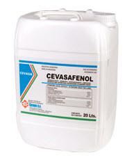 Solucion Desinfectante Cevasafenol Plus