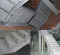 Escaleras Premoldeadas