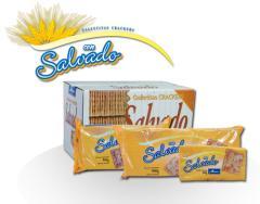 Galletitas Crackers con Salvado