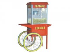 Apparatus for popcorn cooking