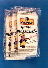 Queso Mozzarella Feteado