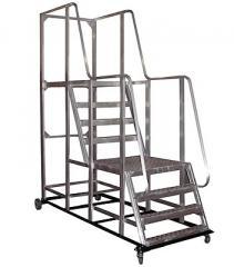 Escalera tipo burro modelo ETB 011